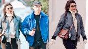 पति निक जोनस के जैकेट में हाथ डाले नजर आईं प्रियंका चोपड़ा, क्या कैमरे से छिपा रहीं कोई राज?