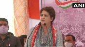 मेरठ में Priyanka Gandhi की किसान महापंचायत आज, पांचवी बार टटोलेंगी मन