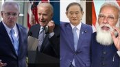 QUAD: चीन पर एक्शन का काउंटडाउन, शाम 7 बजे जो बाइडेन से मिलेंगे मोदी, जापान, ऑस्ट्रेलिया के पीएम होंगे साथ