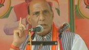 West Bengal Assembly Elections 2021: राजनाथ सिंह ने किया दावा- बंगाल में होगा विकास और शांति का 'खेला'