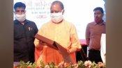 सीएम योगी ने रामायण का ग्लोबल इनसाइक्लोपीडिया किया लॉन्च, कहा- अभी भी कुछ लोग हैं जो...