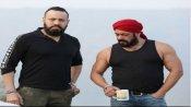 सलमान खान के बॉडीगार्ड शेरा ने फिल्म 'अंतिम' के सेट से शेयर कीं खास तस्वीरें