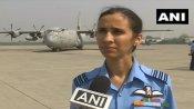 देश की पहली महिला फ्लाइट कमांडर शालिजा धामी ने कहा-'Aircraft नहीं जानता कि उसे मर्द उड़ा रहा है या औरत'