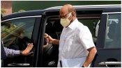 पेट दर्द के बाद शरद पवार को अस्पताल में कराया गया भर्ती, की जाएगी सर्जरी