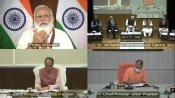 यूपी, मप्र और केंद्र सरकार का PM की मौजूदगी में केन-बेतवा नदी जुड़ाव का समझौता, बुंदेलखंड को मिलेगा पानी