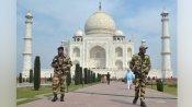 ताजमहल में बम की सूचना निकली झूठी, कॉल करने वाला फिरोजाबाद से गिरफ्तार