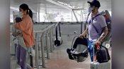 Video: पिता की जिम्मेदारी निभाते दिखे विराट कोहली, पत्नी अनुष्का और बेटी वामिका संग एयरपोर्ट पर हुए स्पॉट
