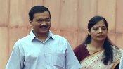 कोरोना संक्रमित अरविंद केजरीवाल की पत्नी अस्पताल में भर्ती
