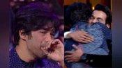 पापा इरफान खान को मिला अवॉर्ड तो फूट-फूटकर रो पड़ा बेटा बाबिल, इमोशनल होकर बोली ये बात