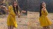 Video: शॉर्ट ड्रेस में डांस करना पड़ा भारी, ऊप्स मूमेंट की शिकार हुईं 'दीया और बाती हम' की दीपिका सिंह