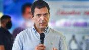 राहुल गांधी बोले- मोदी सरकार क्यों नहीं समझ रही कि कोरोना रोकने के लिए लॉकडाउन लगाना ही होगा