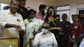तमिलनाडु: अभिनेत्री श्रुति हासन के खिलाफ चुनाव आयोग पहुंची BJP, क्रिमिनल केस दर्ज करने की मांग