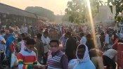 यूपी-दिल्ली के इन 2 शहरों की सब्जी मंडियों में भारी भीड़, नए कोरोना मरीज मिलने में तेजी आई
