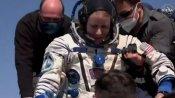 NASA की कामयाब उड़ान, 185 दिनों बाद स्पेस से धरती पर लौटीं अंतरिक्षयात्री केट रूबिन्स