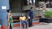 नासिक: ऑक्सीजन मास्क लगाकर धरने पर बैठे कोरोना मरीज की मौत, 3 दिनों तक भटकता रहा शख्स