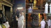 PM मोदी ने की मीनाक्षी देवी मंदिर में पूजा-अर्चना, आज तमिलनाडु-केरल में ताबड़तोड़ रैलियां