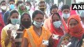 UP Panchayat Election 2021: गाजियाबाद में 65 और प्रयागराज में 57 फीसदी मतदान