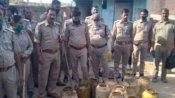 प्रतापगढ़: अवैध शराब मामले में 3 और पुलिसकर्मी सस्पेंड