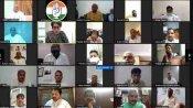 कोविड पर प्रियंका गांधी ने पार्टी नेताओं के साथ मीटिंग, कहा- अस्पताल की जगह श्मशान की क्षमता बढ़ा रही सरकार