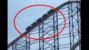 200 फीट की ऊंचाई पर खराब हुआ रोलर कोस्टर, राइडर्स की थमीं सांसें, Video में देखें फिर क्या हुआ