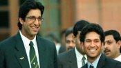 PAK क्रिकेटर वसीम अकरम ने मांगी सचिन के लिए दुआ,कहा- 'उम्मीद है कोविड19 के भी छक्के छुड़ा देगा तेंदुलकर'