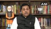 राहुल-प्रियंका के बयानों पर पात्रा का करारा वार, कहा- कोरोना पर भी राजनीति कर रहा है गांधी परिवार