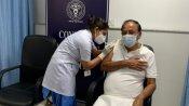 उपराष्ट्रपति एम वेंकैया नायडू ने ली कोरोना वायरस की दूसरी डोज, कोविड को लेकर पीएम मोदी की बैठक जारी