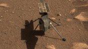 मंगल ग्रह पर NASA के हेलिकॉप्टर की सफल उड़ान, रचा इतिहास