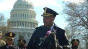 अमेरिकी संसद के बाहर पुलिस अधिकारी की मौत, राष्ट्रपति बाइडेन ने जताया दुख, यूएस कैपिटल हिल में लगा लॉकडाउन