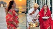 क्या प्रेग्नेंसी के बारे में पता चलने पर दीया मिर्जा ने वैभव रेखी से की शादी, जानिए क्या बोलीं एक्ट्रेस