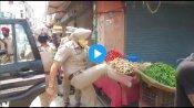 पंजाब: पुलिस इंस्पेक्टर ने लात मारकर गिराई गरीब सब्जी वाले की टोकरी, वीडियो वायरल होने पर सस्पेंड