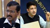 दिल्ली को 976 मीट्रिक टन ऑक्सीजन के लिए 187 क्रायोजेनिक टैंकर दिलवाए केंद्र सरकार: राघव चड्ढा