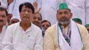 'छोटे चौधरी' के निधन पर भावुक हुए किसान नेता राकेश टिकैत, कही ये बात