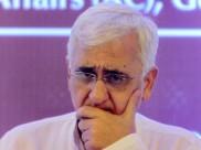 उत्तर प्रदेश में मुस्लिम वोट का महागठबंधन और कांग्रेस में बंटना दुखद - सलमान खुर्शीद