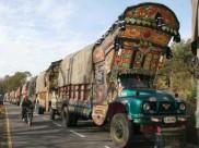 पाक से आए ट्रक में नशीले पदार्थ, LoC पर रूका व्यापार
