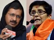दिल्ली चुनाव: चुनाव में भाजपा के लिए कुछ भी निगेटिव नहीं