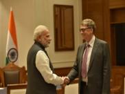 500-1000 रुपए की नोटबंदी पर पीएम नरेंद्र मोदी की बिल गेट्स ने की तारीफ, जानिए क्या कहा