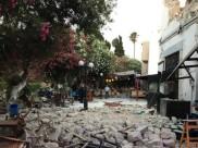 टर्की और ग्रीस में 6.7 तीव्रता का भूकंप, कई लोग घायल, सुनामी ने बढ़ाई दहशत