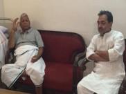 लालू यादव से AIIMS में मुलाकात पर मोदी के मंत्री ने दी सफाई