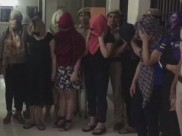 स्पा की आड़ में चल रहा था देह व्यापार का धंधा, 5 विदेशी युवतियों समेत 15 गिरफ्तार