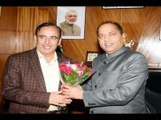 हिमाचल प्रदेश: भाजपा विधायक नरेंद्र बरागटा बने मुख्य सचेतक, कैबिनेट मंत्री के समान मिलेंगी सुविधाएं