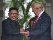 अमेरिकी राष्ट्रपति डोनाल्ड ट्रंप बोले, नॉर्थ कोरिया के नेता किम जोंग से दूसरी मीटिंग बहुत जल्द