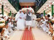 क्या सच में सैफी मस्जिद में आयोजित पीएम के कार्यक्रम में महिलाओं के प्रवेश पर थी पाबंदी?