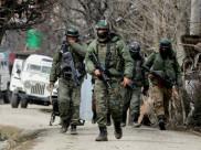 जम्मू कश्मीर के बारामूला में एनकाउंटर, दो आतंकी ढेर, मुठभेड़ जारी
