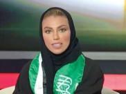 सऊदी अरब में पहली बार किसी महिला ने पढ़ा नेशनल चैनल पर शाम का बुलेटिन