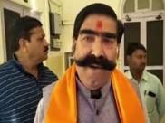 JNU में 'कंडोम गिनने' वाले और लिंचिंग सपोर्टर ज्ञानदेव आहूजा का BJP से पत्ता कटा