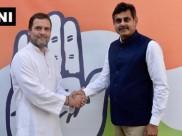 तेलंगाना के सबसे अमीर सांसद की राहुल से मुलाकात, कांग्रेस में होंगे शामिल