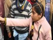 अलीगढ़: गौरक्षा वाहिनी की महिला कार्यकर्ता ने सीओ को धमकाया, तेरी बंदूक में जितनी गोलियां हैं, तेरे भेजे में भर दूंगी