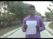 मऊ में पीड़ित परिवार से रिश्वत की मांग करते पुलिस का वीडियो वायरल