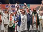 तेलंगाना चुनाव: मतगणना से पहले कांग्रेस नेतृत्व वाले पीपुल्स फ्रंट ने गवर्नर को सौंपा गठबंधन का लेटर